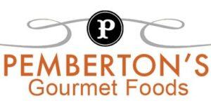 Color Pemberton's Logo